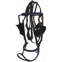 Yonies Kant C Back Bridle w/Snap on Murphy